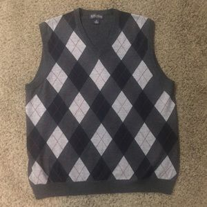 Brooks Brothers Wool Vest Sz XL Gently Used